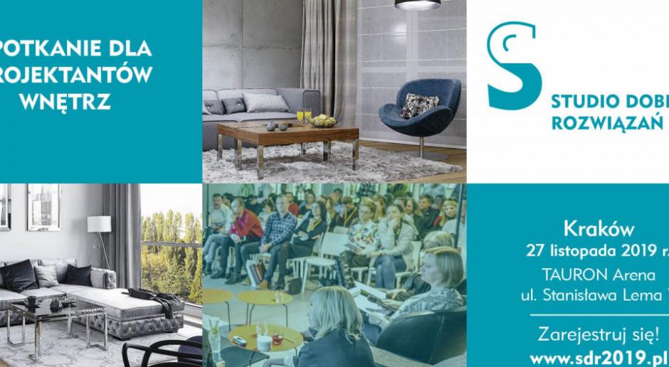 27 listopada zapraszamy do Krakowa na kolejne Studio Dobrych Rozwiązań!