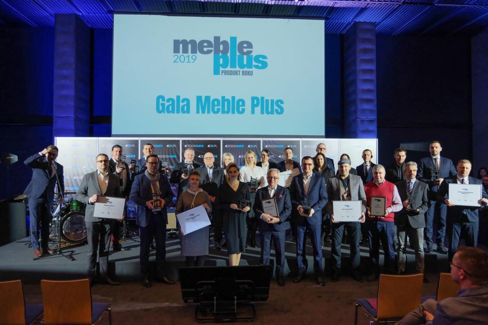 """Konkurs """"Meble Plus - Produkt 2020"""": przedłużamy czas na zgłoszenia!"""