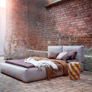 Łóżko Bari/Dormi Design. Tytuł w konkursie Dobry Design 2020.