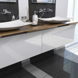 Meble do łazienki Rovato F11/Daryoo. Produkt zgłoszony do konkursu Meble Plus - Produkt 2020.