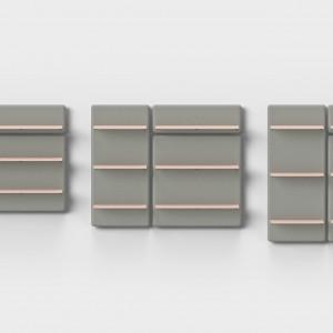 System akustycznych ścianek działowych VIBE/Kinnarps. Produkt zgłoszony do konkursu Meble Plus - Produkt 2020.
