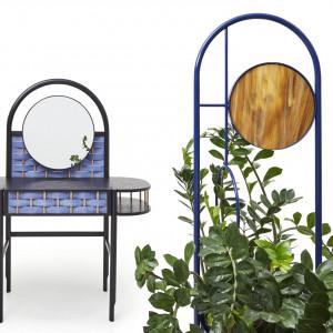 Kolekcję Slot dla Sikorski Supreme Furniture zaprojektowała Zofia Strumiłło-Sukiennik