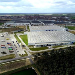 Nowa fabryka IKEA Industry w Zbąszynku. Fot. serwis prasowy IKEA
