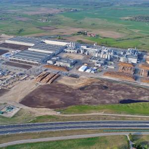 Otwarcie fabryki Egger w Biskupcu. Fot. serwis prasowy Egger