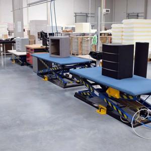 Otwarcie  nowej fabryki Living Furniture Europe w Sulęcinie. Fot. serwis prasowy firmy