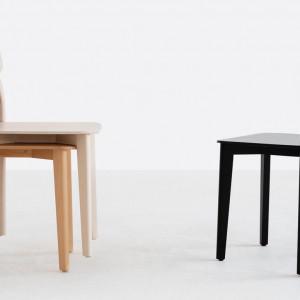 Kolekcja krzeseł Pala. Projekt Laxmi Nazabal i Lucas Alejo z Muka Design Lab dla marki Fameg. Fot. Fameg