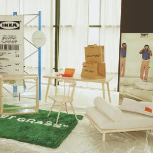 Markerad, seria produktów projektu znanego designera Virgila Abloha stworzona dla IKEA. Fot. IKEA