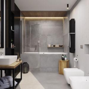 Kolekcja konsol łazienkowych marki Deante. Fot. Deante