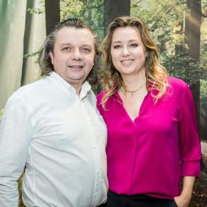 Joanna i Grzegorz Jezierscy z Forestile fot. Mieszko Piętka
