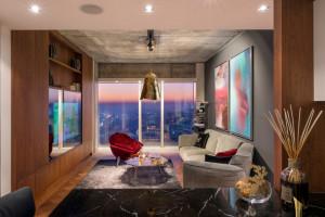 Galeria Heban mebluje kolejny apartament przy Złotej