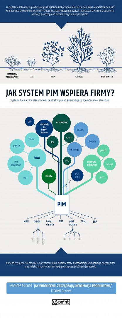 Infografika PIM
