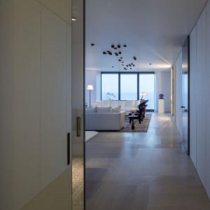 Luksusowa rezydencja w Tel Awiwie. Projekt Irma Orenstein