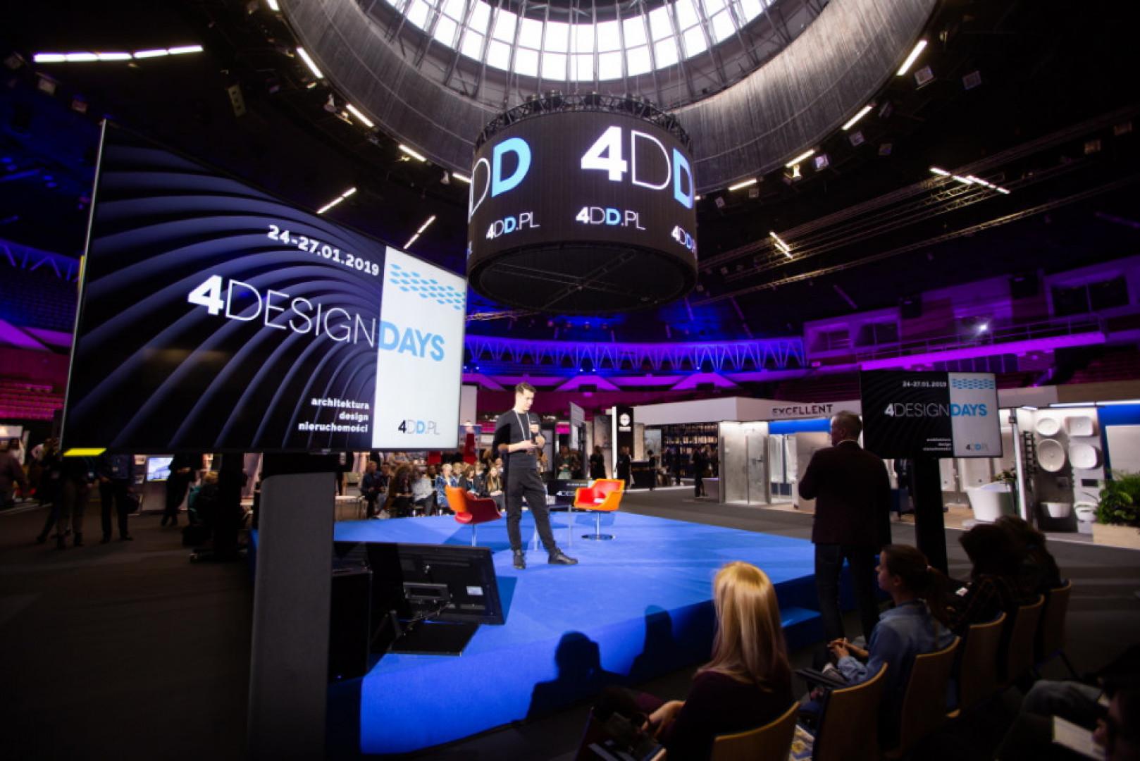 Przed nami 4 Design Days 2020: co w programie?