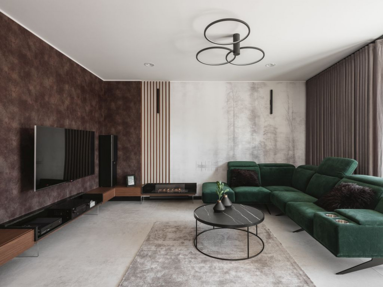 DekorianHome realizacja Kaza Interior Design fot Przemysław Kuciński