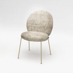 Krzesło Amaretto, nowość 2020. Fot. materiały prasowe Sicis