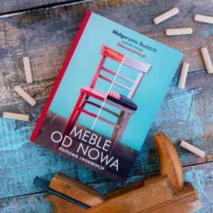 Małgorzata Budzich wydała także książkę
