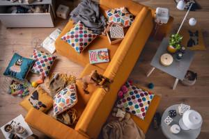 Multifunkcjonalna sofa odpowiedzią na różne potrzeby aranżacyjne