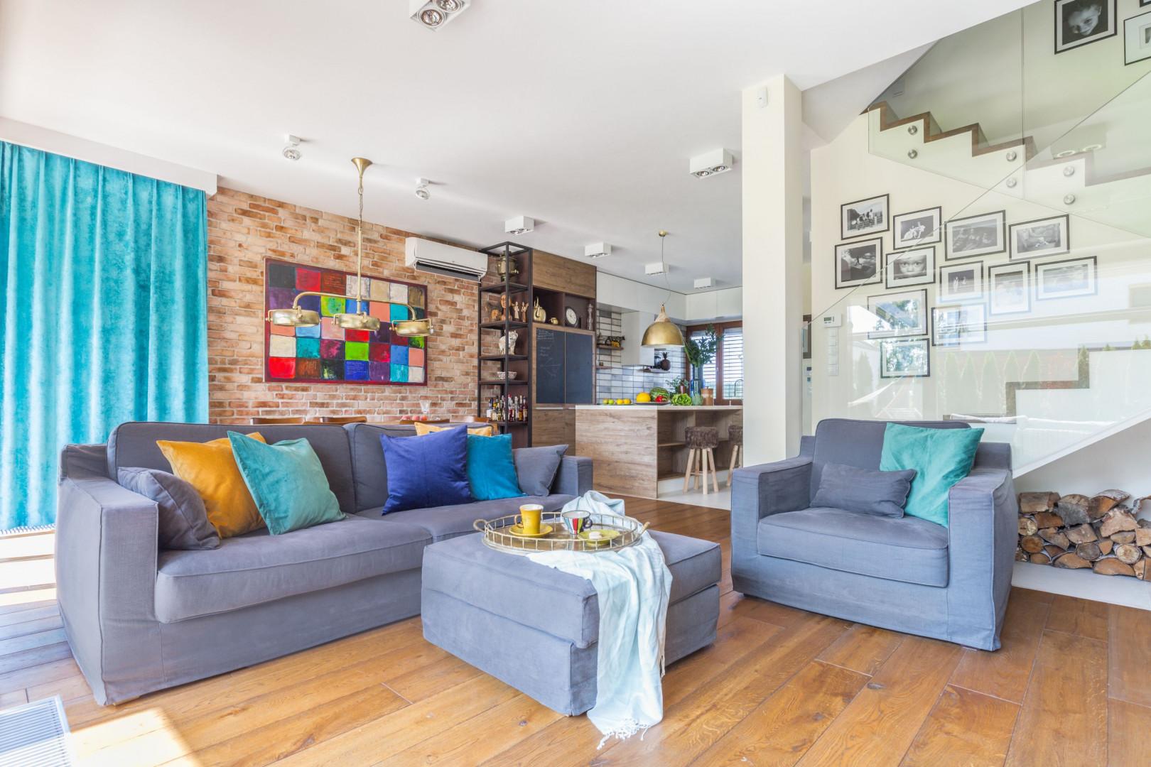 Rok 2019 był rekordowy w liczbie oddawanych mieszkań. Projekt Monika Pniewska. Fot. Pion Poziom