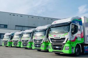 Punkt zwrotny w sektorze transportu ciężarowego