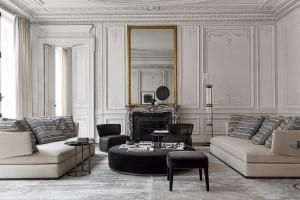 Premiera nowej kolekcji mebli projektu słynnego Antonio Citterio w Paryżu