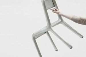Oskar Zięta: wprowadzamy do produkcji najlżejsze krzesło na świecie