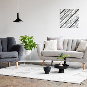 Nowość: Agnello furniture fabric. Fot. Dekoma