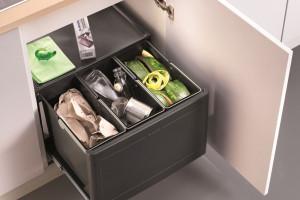 Jak segregować śmieci? Praktyczne rozwiązania do szafek kuchennych
