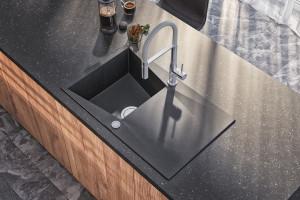 Granit materiałem roku 2020 w przestrzeni kuchennej
