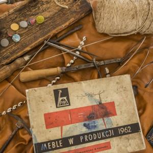Polacy pokochali własnoręczne odnawianie i renowację mebli. Fot. archiwum Aleksandra Kądzieli