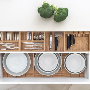 Szuflady 4.0 w kuchniach Zajc