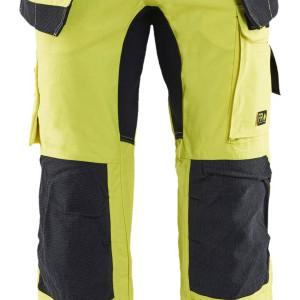 Blaklader - spodnie naturalnie ognioodporne multistandard ze stretchem