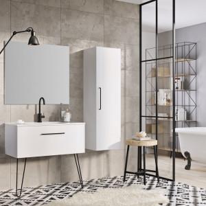 MEBLE DO KUCHNI I ŁAZIENKI. Wyróżnienie otrzymała firma Elita za kolekcję mebli łazienkowych Futuris.