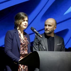 Małgorzata Burzec-Lewandowska, Robert Posytek, redakcja rynku nieruchomości Grupy PTWP, autorzy programu 4 Design Days