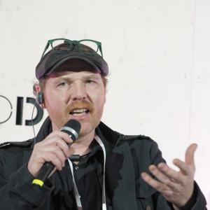 """Jimi Ogden, designer, prowadzący program """"Rzeczy OdNowa"""", HGTV"""
