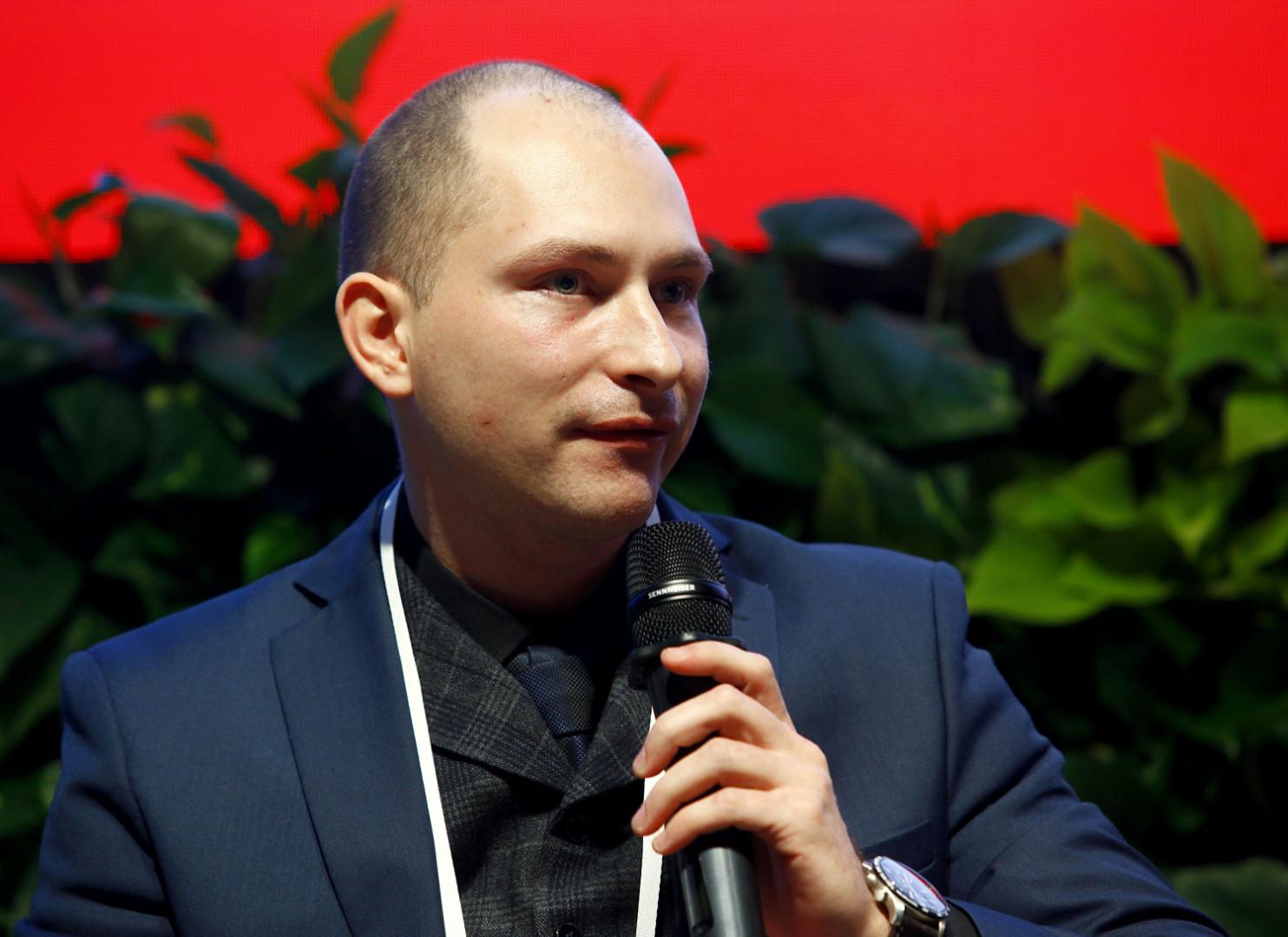 Piotr Łazikowski, dyrektor regionalny, Planko