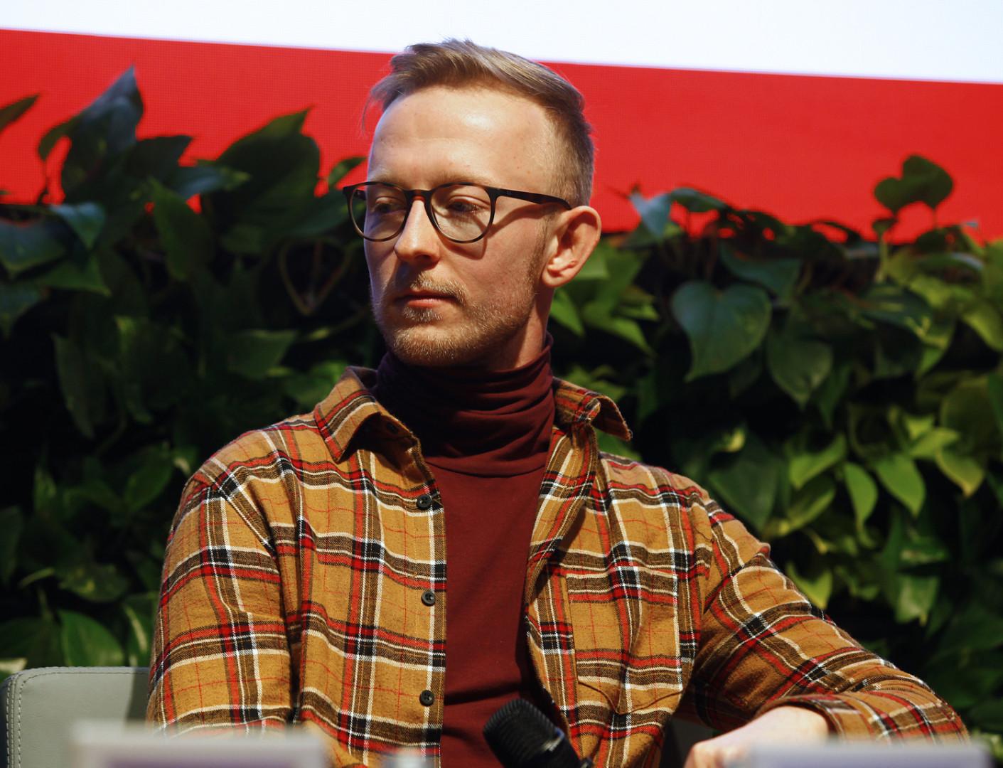 Mateusz Mioduszewski, projektant, Akademia Sztuk Pięknych w Warszawie
