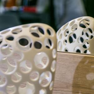 Stoisko Corian Design. Fot. PTWP