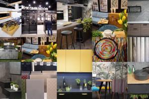 Trendy meblowe na 4 Design Days: te stoiska zaskoczyły najbardziej!