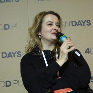 Magdalena Gruna, architekt, dyrektor Jednostki Badawczo-Rozwojowej, Vectorworks Polska