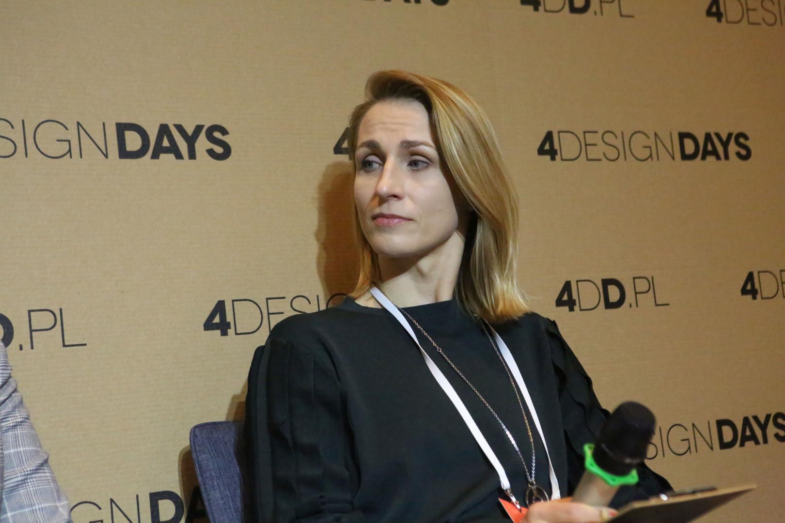 Monika Bronikowska, projektantka wnętrz, założycielka, Hola Design