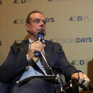 Pete Kercher, Ambassador, EIDD – Design for All Europe, konsultant, Strategic Design