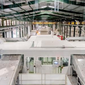 Factory Silestone Cosentino
