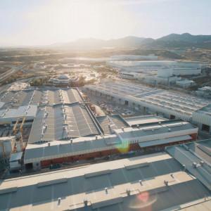 Industrial Park Cosentino Cantoria