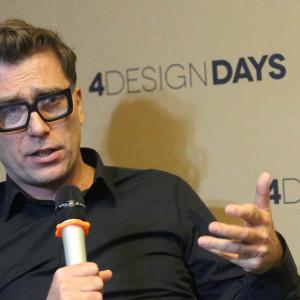 4DD: Meble. Wyzwania branży meblowej. Tomek Rygalik, projektant, Studio Rygalik