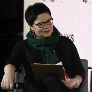 Justyna Łotowska, redaktor naczelna, magazyn Meble Plus i portal Biznesmeblowy.pl
