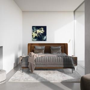 BoConcept przedstawia nowe łóżka projektu Henrika Pedersena. Łóżko Austin.