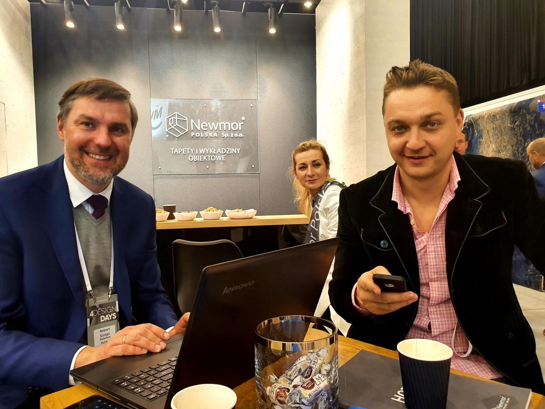 Newmor Polska podsumowuje 4 Design Days 2020