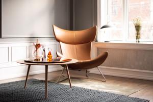 Kultowy fotel w artystycznej odsłonie