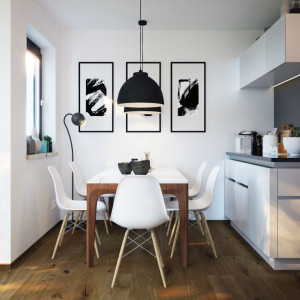 Modne kolory we wnętrzach. Architekci dyktują trendy. Fot. Dekorian Home