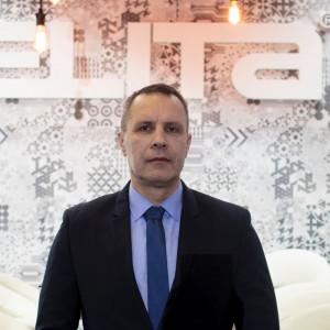 Marcin Dymarski, dyrektor generalny i wiceprezes zarządu Elita